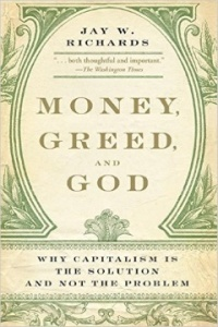 Money Greed and God